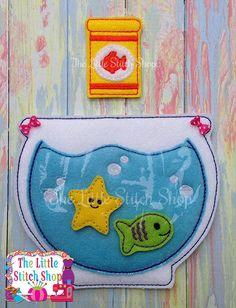 Fish Bowl Fun Set Design