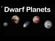 Dwarf Planets for Kids/Planets Song for Kids Solar System Video, Solar System Song, Solar System For Kids, Science Projects For Kids, Science For Kids, Activities For Kids, Science Fun, Continents Song, Planet Song