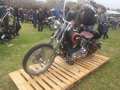 Exposicion de motos customizadas.San Isidro, Buenos Aires. Argentina.