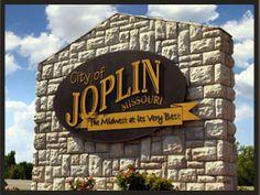 Joplin Missouri-spring break!! <3