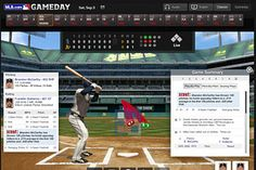 Baseball's digital revolution-how MLB subsidiary is leading the way w/live streaming, digital highlights. Digital data 24/7!