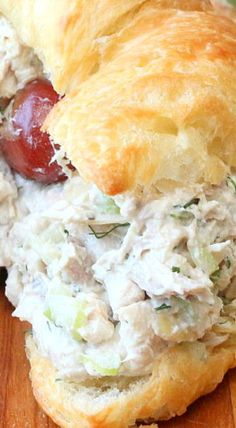 Best-Ever Chicken Salad. Pin now read later. Ya girls loves a good chicken salad