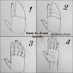 Drawing Techniques Drawing-Tutorial-for-Occasional-Artists - While there are tons of things out there to draw, it is not simple always. However, these Drawing Tutorial for Occasional Artists will help you out. Pencil Art Drawings, Art Drawings Sketches, Cute Drawings, Charcoal Drawings, Easy Hand Drawings, Images Of Drawings, How To Draw Sketches, How To Shade Drawings, How To Sketch