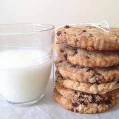 Milk Cookies, Glass Of Milk, Food, Milk Biscuits, Meal, Eten, Meals