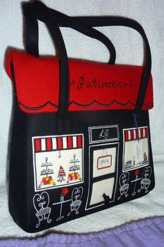 LULU GUINNESS PATISSERIE BAG. I wanted this so badly years ago,  still kind of do ♡