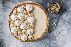 Vermicelles-Tarte - Rezepte | fooby.ch Hummus, Food And Drink, Pudding, Sweets, Chocolate, Ethnic Recipes, Desserts, Nightmare Moon, Quiches