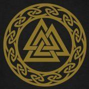 valhalla symbol tattoo - Google Search