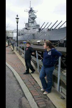 Norfolk Virginia ship museum