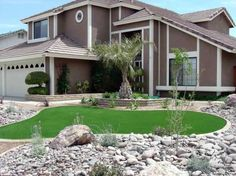 Artificial Gr Carpet Charco Arizona Home And Garden Front Yard Landscape Ideas