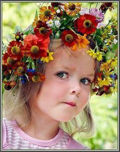 GOOD MORNIN ...SWEET PEA.     Ukraine, from Iryna
