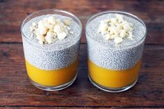 Low Carb Mango-Chia-Joghurt – ohne kohlenhydrate rezepte