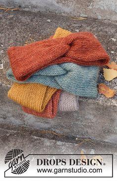 Knitting Patterns Free, Knit Patterns, Free Knitting, Knitting Designs, Crochet Yarn, Knitting Yarn, Knitted Headband Free Pattern, Mercerized Cotton Yarn, Winter Headbands