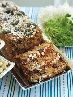 Keto Holiday, Holiday Recipes, Lchf, Low Carb Bread, Grain Free, Baking Recipes, Banana Bread, Nom Nom, Gluten Free