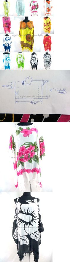 Dresses 50986: Us Seller- 10Pcs Wholesale Bohemian Clothes Kaftan Beach Cover-Up -> BUY IT NOW ONLY: $106.95 on eBay!