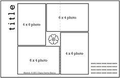 4 X 6 Photo Sketch Blog: 8.5 X 11