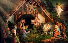 San Francisco Solano y la historia de nuestros pesebres: Mucho tiempo antes de que Papá Noel formara parte de las tradiciones navideñas, un…