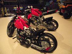 LEGO TECHNIC 8051 - A / B MODELS