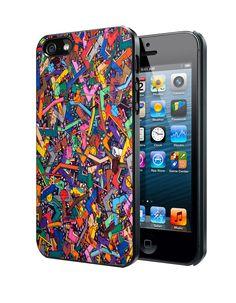 Graffiti_Elements Samsung Galaxy S3 S4 S5 Note 3 , iPhone 4 5 5c 6 Plus , iPod 4 5 case