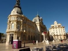 Cartagena, Spain  (Not Columbia)