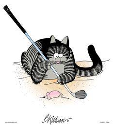 Klibans Cats on Gocomics.com