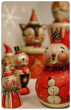 Johanna-Parker-Holiday-originals by Johanna Parker Design, via Flickr
