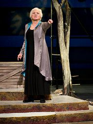 The Tempest Olympia Dukakis as Prospera in a Shakespeare & Company production of the play in Lenox, Mass.