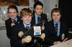 Hospital is taken over by inspired youngsters - Blackpool Gazette
