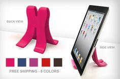 Aduro Stand It iPad/iPod Stand - $9 + Free Shipping (Great Gift Idea) - http://frugalorfree.com/deals/aduro-stand-it-ipadipod-stand-9-free-shipping-great-gift-idea/