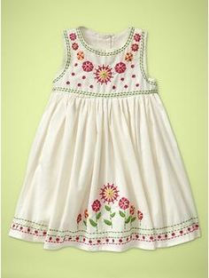 Baby Girl Dresses Baby Girls' Dresses & Skirts: sweater dresses, party dresses, jumpers, skirts at babyGap Baby Girl Party Dresses, Little Girl Outfits, Little Dresses, Little Girl Dresses, Toddler Outfits, Cute Dresses, Kids Outfits, Girls Dresses, Sweater Dresses