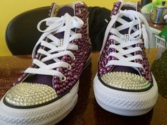 Customized converses