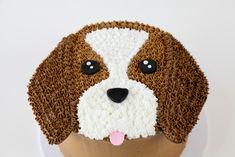 Beagle Cake - Cake Style