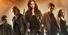 'Mortal Instruments' TV Series Coming to ABC Family -- ABC Family has issued a series order for 'Shadowhunters', based on 'The Mortal Instruments' books by Cassandra Clare. -- http://www.movieweb.com/mortal-instruments-tv-series-shadowhunters-abc-family