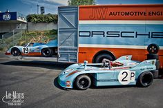 Porsche 908 917 @ Le Mans Classic 2014
