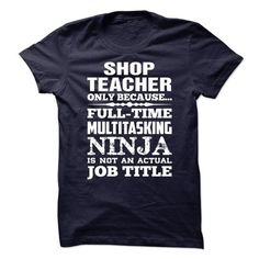 Proud Be A Shop Teacher - #gift ideas #mothers day gift. ORDER NOW => https://www.sunfrog.com/No-Category/Proud-Be-A-Shop-Teacher-70572496-Guys.html?id=60505