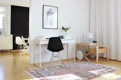 Living room / Artek / Vitra / Eames / Vee Speers