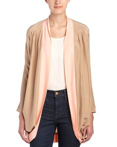 #MarieOliver Signature #Silk #Cardigan  - was $228 now $54.99