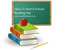 How To Host A School Reading Fair   Read. Write. Mom! - A Mississippi Mom Blog