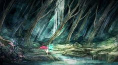 Child of Light by Ubisoft Montréal.