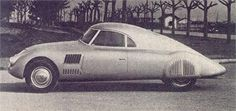 Lancia Aprilia Aerodinamica (Pininfarina), 1937