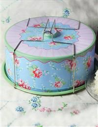 Chic Shabby Vintage Style Blue Floral Victorian Cake X Floral Vintage, Shabby Vintage, Vintage Style, Vintage Cakes, Vintage Tins, Vintage Ideas, Vintage Decor, Vintage Inspired, Estilo Shabby Chic
