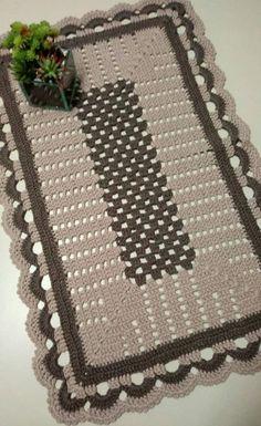 Granny Star Coaster N Motif Crochet pattern by Island Style Crochet Crochet Rug Patterns, Crochet Motifs, Doily Patterns, Crochet Doilies, Crochet Stitches, Crochet Carpet, Crochet Home, Crochet Baby, Single Crochet