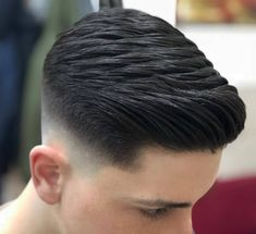 """541 Likes, 11 Comments - @menshair.it on Instagram: """"HAIRSTYLES OF THE DAY ✂ ⏺ RG @barbernickdall ✔✂ ⏺ More hairstyles by visiting our network…"""""""