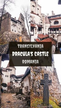 A visit to Dracula's Castle, Bran Castle in Bran, Transylvania, Romania!