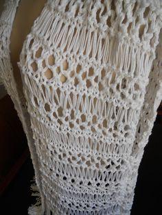 Receita de Tricô: Ponto de tricô