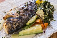 An elegant restaurant, a private sandy beach with Tropical blue waters, a cosmopolitan bar with a fresh water pool and a Nomad style lounge area. Style Lounge, Beach Bars, Restaurant Bar, Fresh, Dishes, Ethnic Recipes, Food, Plate, Utensils