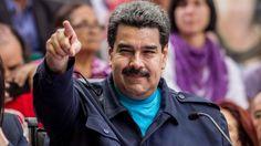 """Maduro solicitará poderes especiales para defender """"integridad"""" de Venezuela - Cooperativa.cl"""