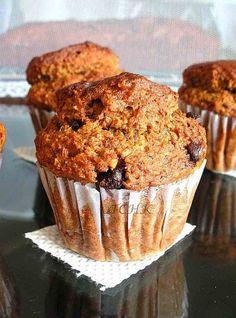 Eggless Whole Wheat Banana Muffins #cupcakes #cupcakeideas #cupcakerecipes #food #yummy #sweet #delicious #cupcake