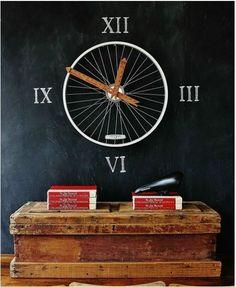 Fahrrad-Uhr