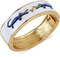 Florida Gator Bracelet. So cute!