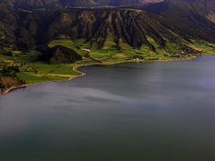 Lagoa das Sete Cidades, Ilha de S. Miguel by eduardowallenstein - Açores | Flickr - Photo Sharing! Azores, Portugal